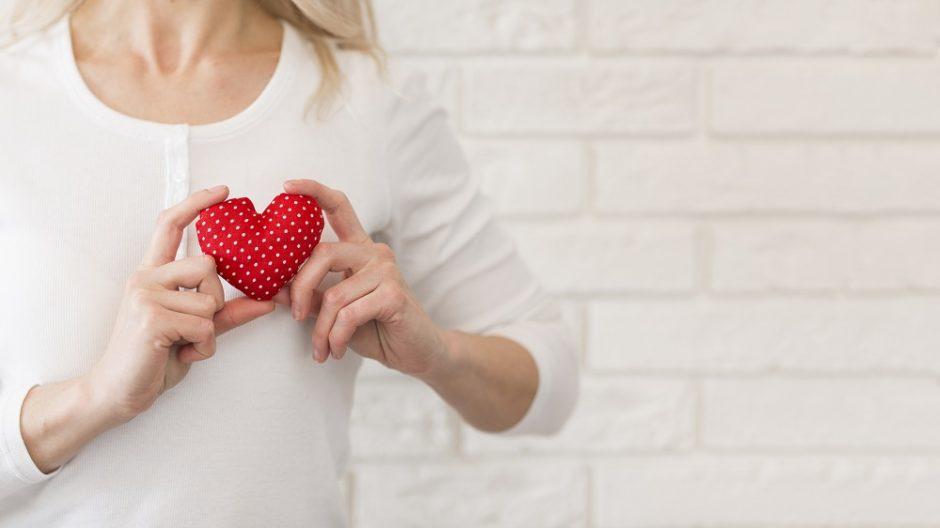 sveikatos problemos širdies ligos