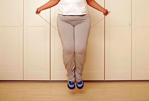 Šoklinės privalumai moterims. Šuoliai virve - treniruotės nauda ir žala