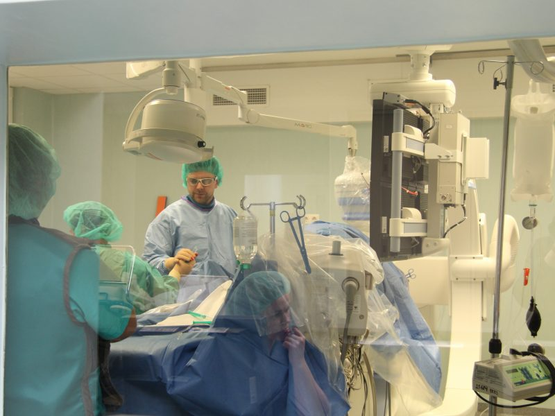 Bendras kardiologijos projektas – įgyvendintas