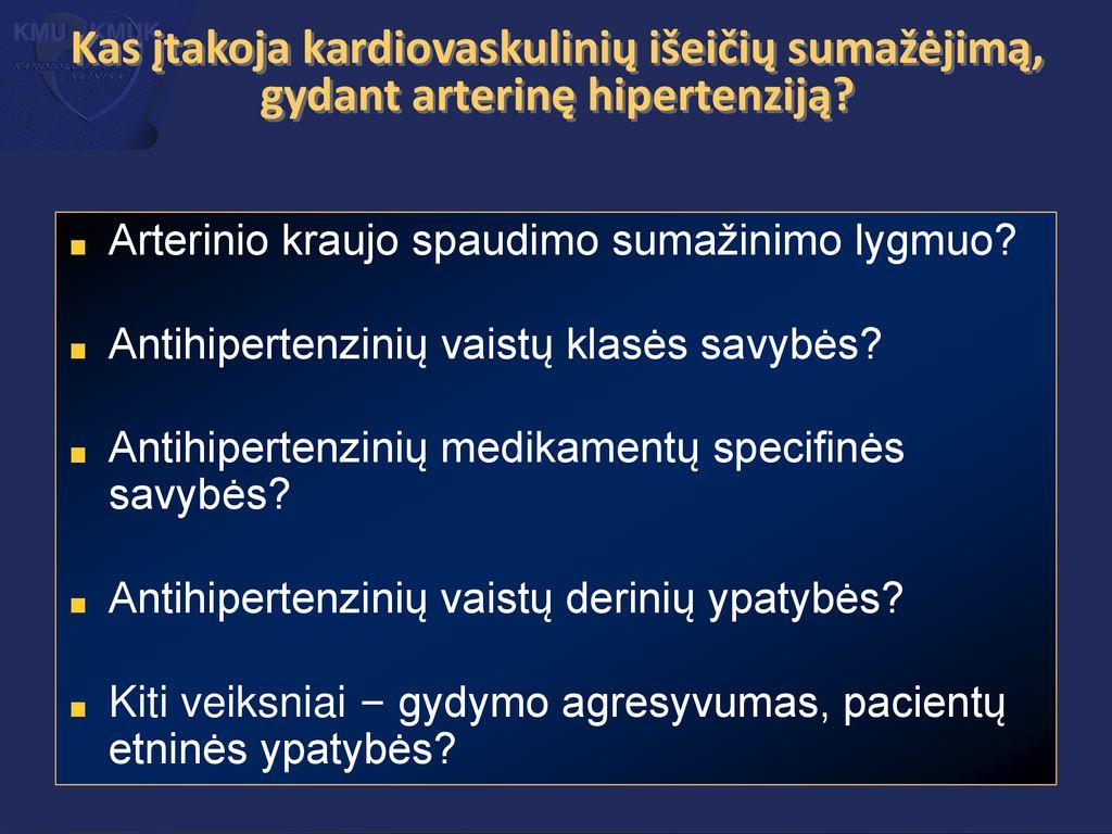 hipertenzija, kurios negalima valgyti hipertenzija nervų sistema