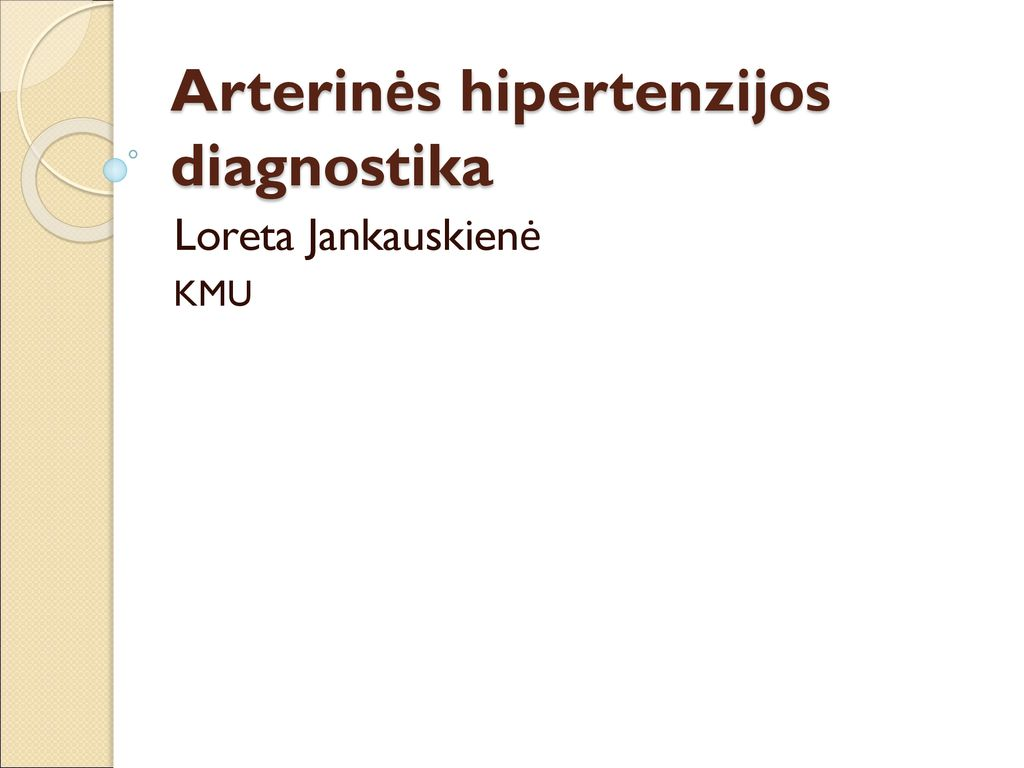 hipertenzija ir sidabras kurie tarnavo sergant hipertenzija
