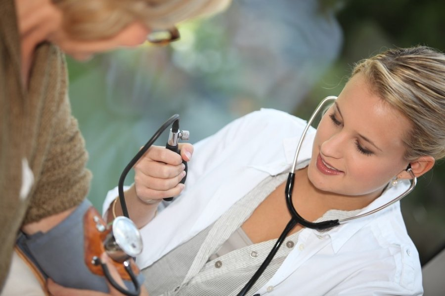 Hipertenzija – amžiaus liga, kurios galima išvengti | taf.lt