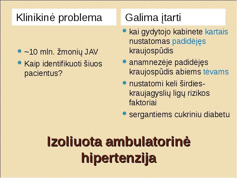 pagerinti regėjimą sergant hipertenzija