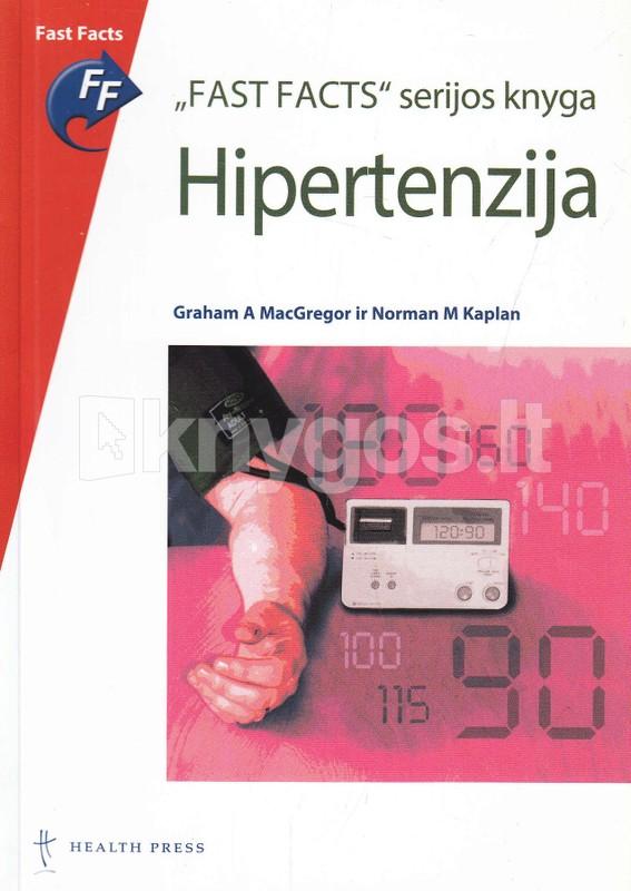 knygų apie hipertenzijos gydymą hipertenzija ir vaistai gydymui