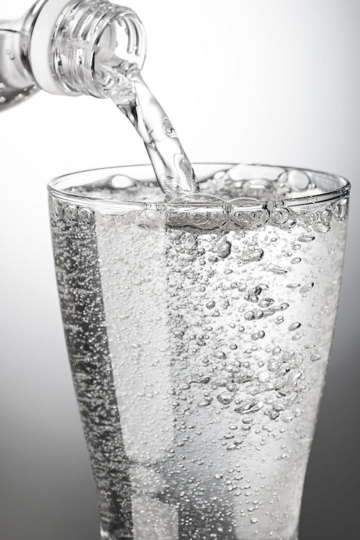 Geriausias – gamtos sukurtas vanduo