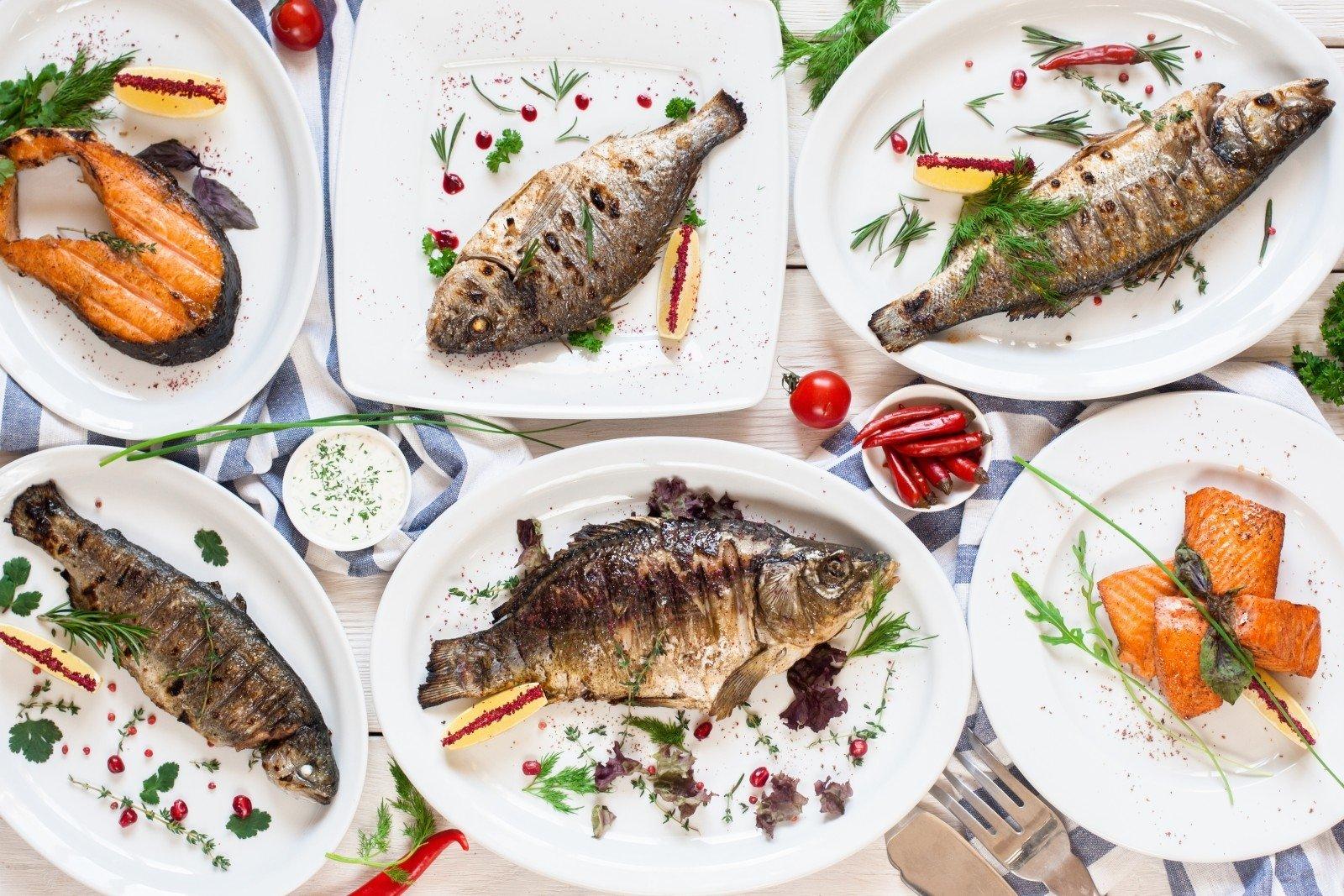 Žuvį valgyti sveika, tačiau kokios vertėtų atsisakyti   taf.lt