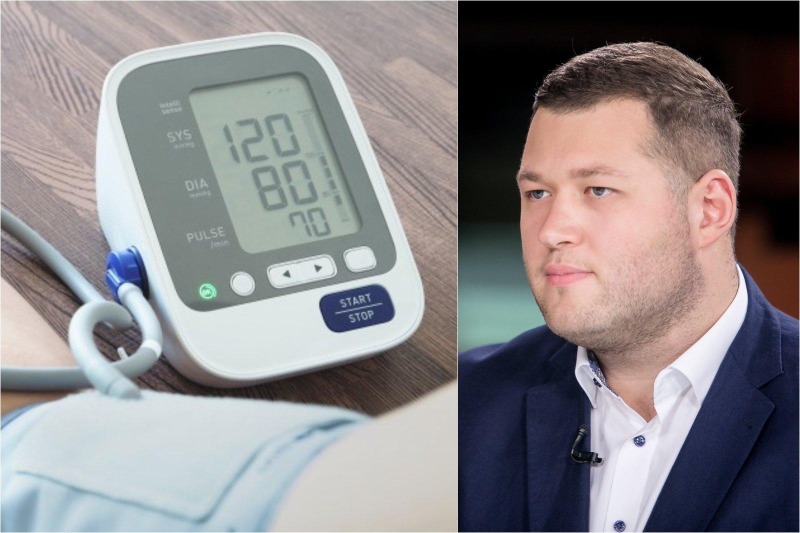 nuteistųjų hipertenzija hipertenzijai gydyti skirti adaptogenai