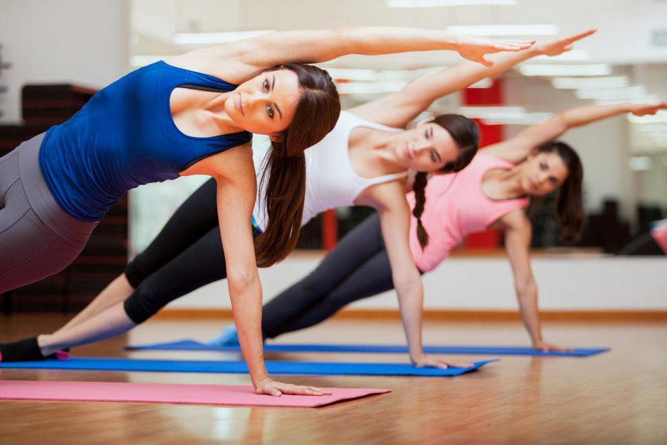 Karšta joga – ir Druskininkuose