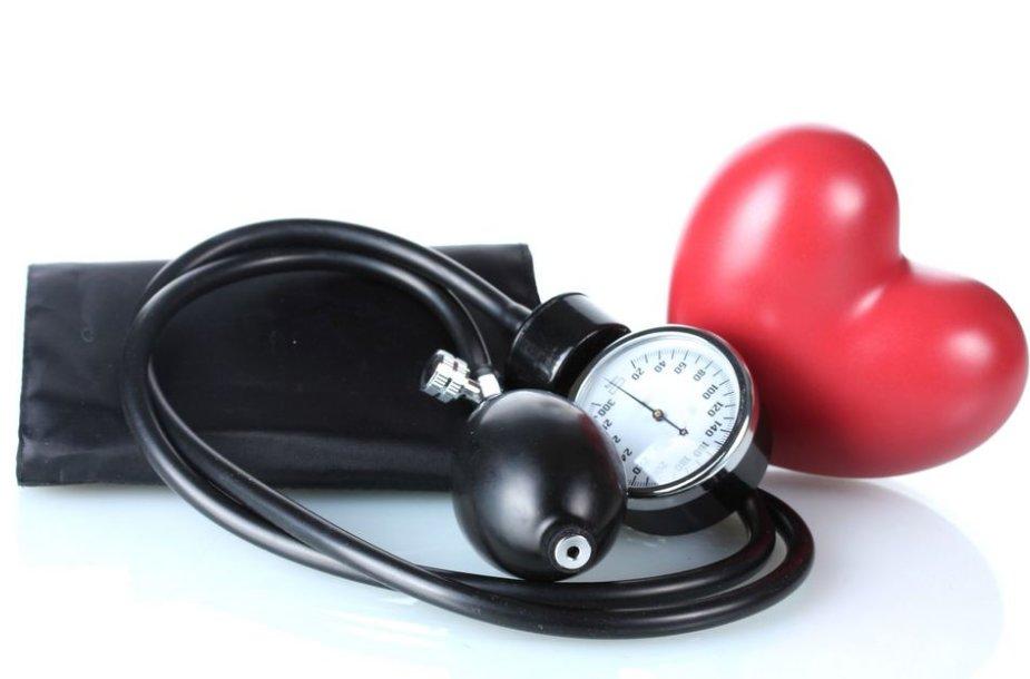 kodėl edema atsiranda esant hipertenzijai pacientų, sergančių hipertenzija, tyrimas