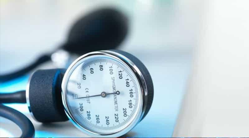 veiksmas be hipertenzijos