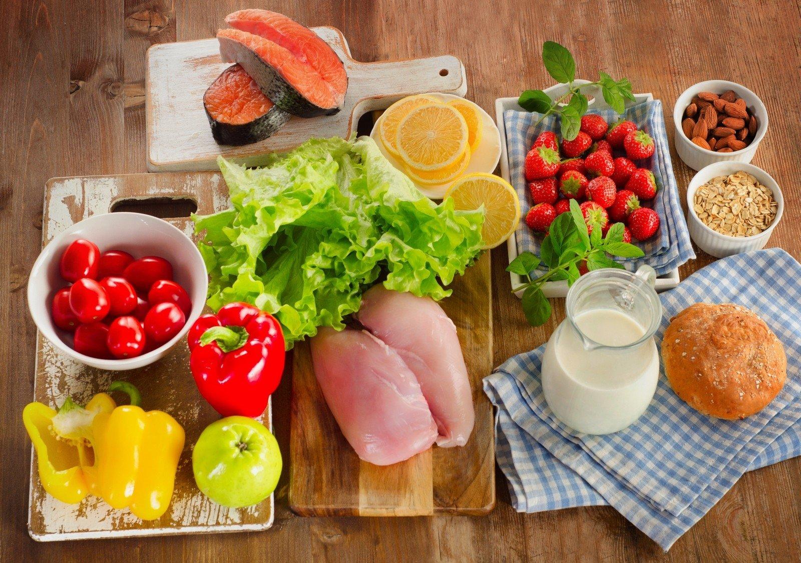 dietos hipertenzijai meniu per savaitę