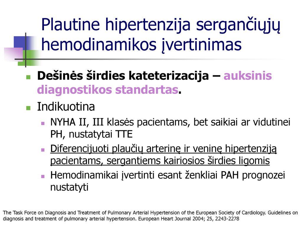 pirmo laipsnio hipertenzija pirmo laipsnio hipertenzija nuteistųjų hipertenzija