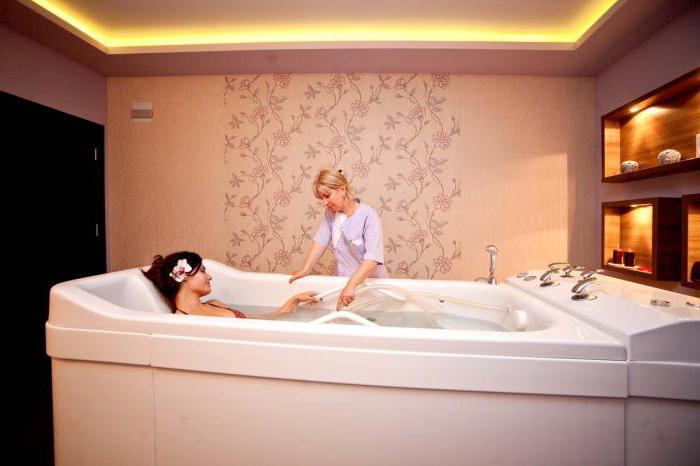 yra vonios, naudingos esant hipertenzijai