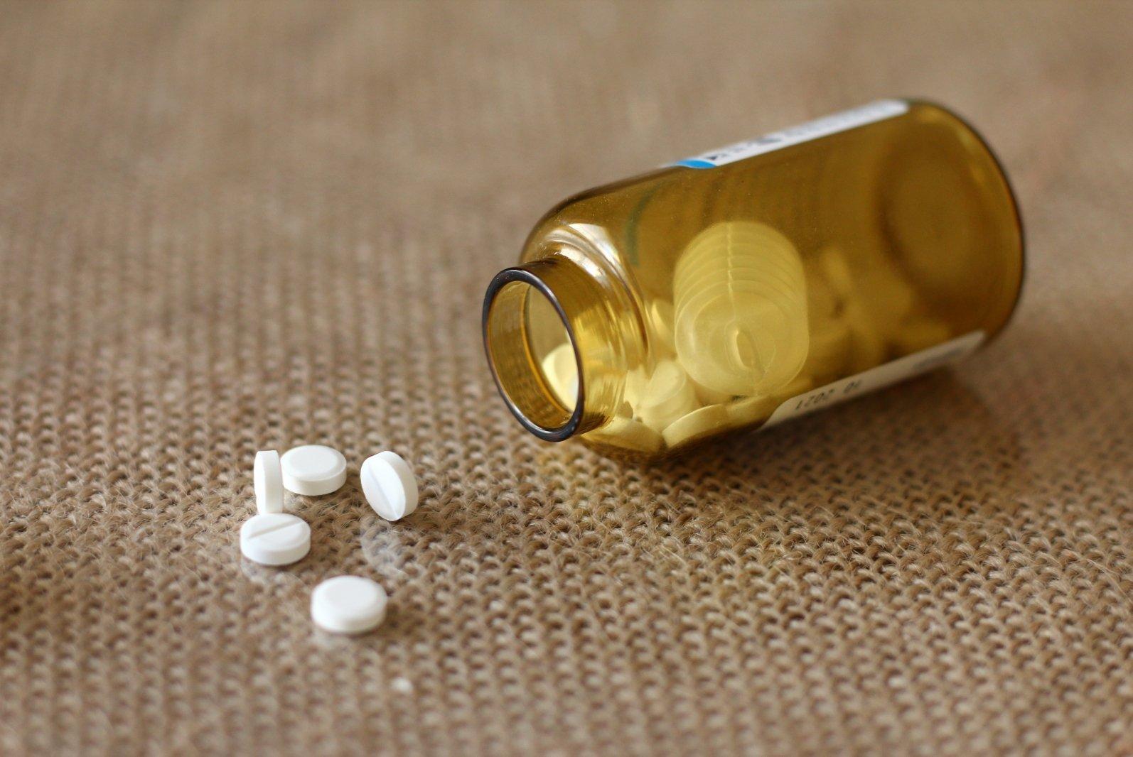 hipertenzijos gydymas raminamaisiais vaistais