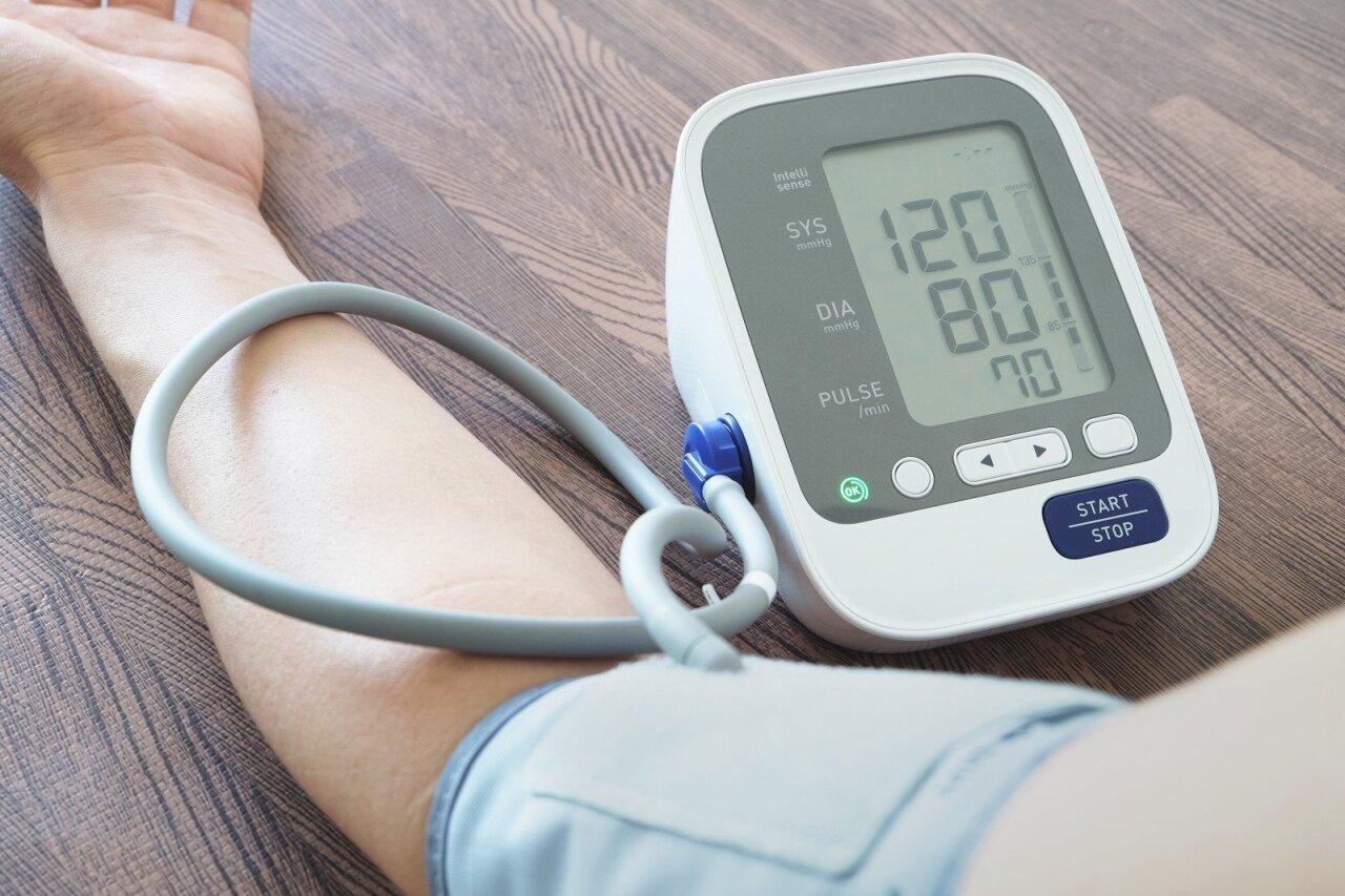 22 metai ir hipertenzija
