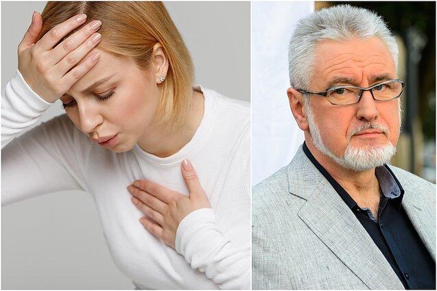 Vegeto-vidaus organų sutrikimų sindromas - Anatomija November