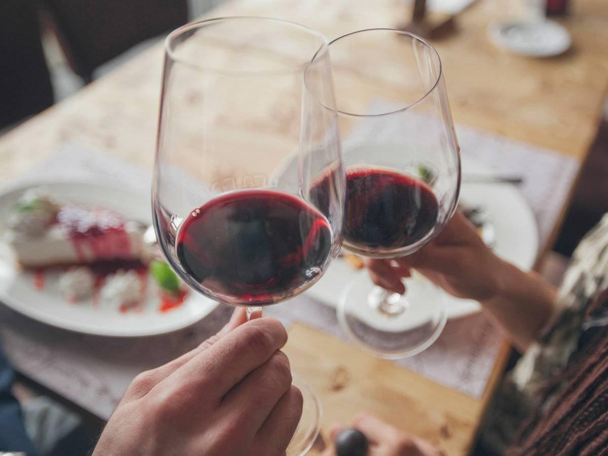 geriausias raudonas vynas gerti širdies sveikatai
