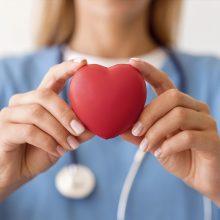širdies sveikatos pranašumų produktai