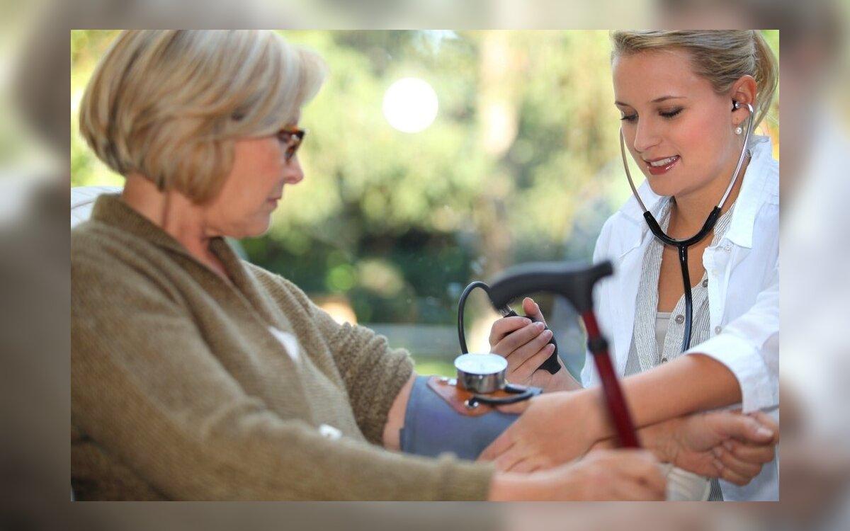 kokius testus reikia išlaikyti vyrams dėl hipertenzijos