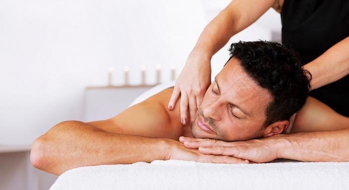 Gydomasis-vakuuminis nugaros masažas